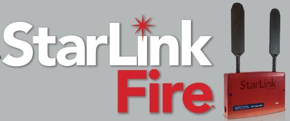 Starlink Fire logo